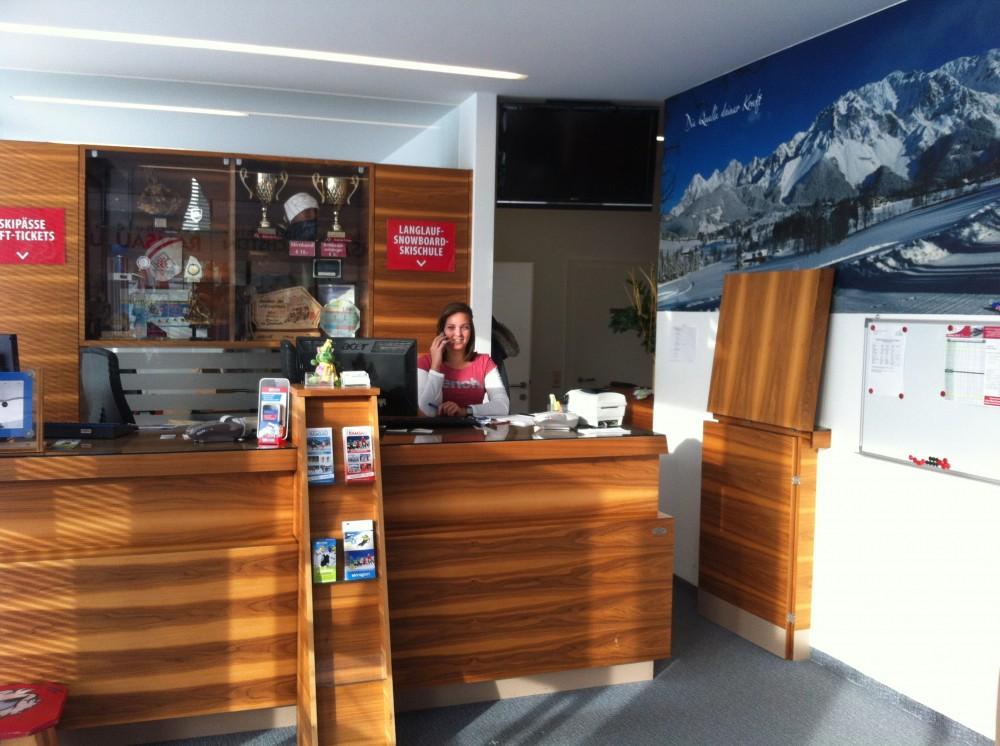 Kletterausrüstung Verleih Ramsau : Büro Öffnungszeiten ramsau am dachstein Österreich skischule